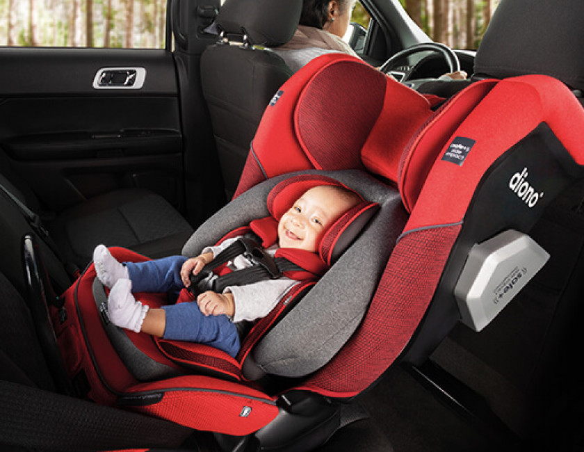 Top tips for buying a convertible car seat