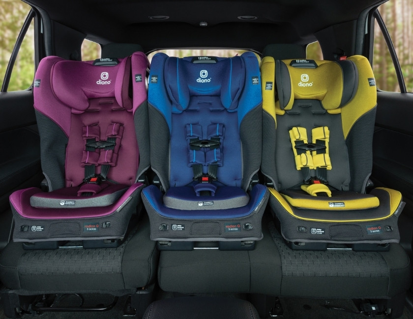Keeping your Diono car seat clean and looking its best