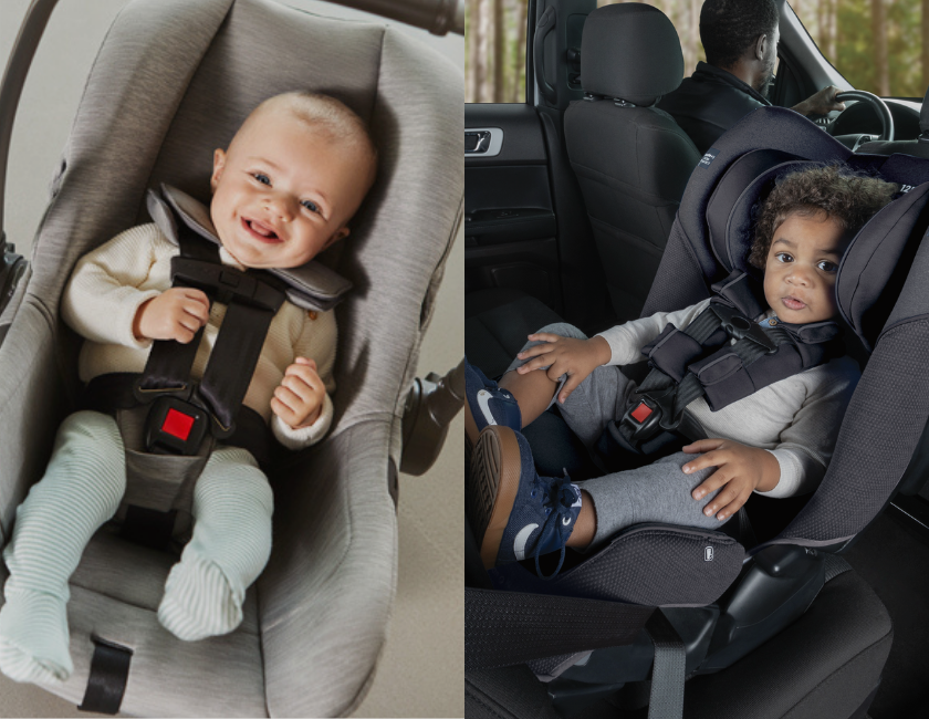 Infant car seat vs convertible car seat, which is best for a newborn passenger?