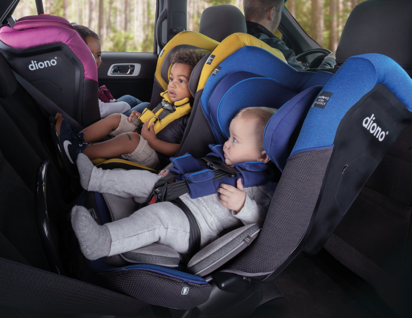 My child looks uncomfortable rear-facing, should I switch to forward-facing?